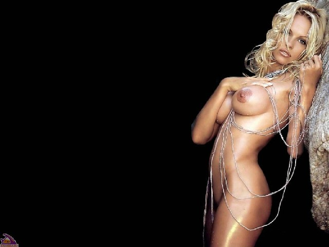 голая грудь памелы андерсон фото